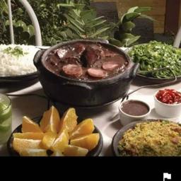 50 - Feijoada Mineira - Completa com Bisteca