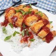 Chicken Katsu Individual