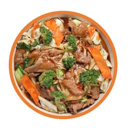 Carne com legumes chop suey - 1.000g