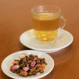 Chá Misto Maçã Rose Mint