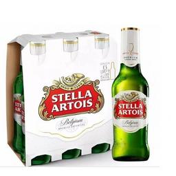 Stella Artois - 6 Unidades de 330ml