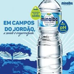 Água Minalba - 500ml