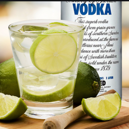Caipirinha Vodka Absolut - 200ml