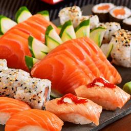 Combinado Sushi E Sashimi - 30 Peças