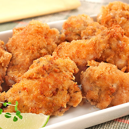 Chicken Wings (coxinha de frango)