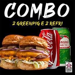 Combo greenpig