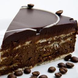 Alemã de Café - Fatia | Torta Dalena