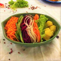 Salada Pequena - 3 Itens