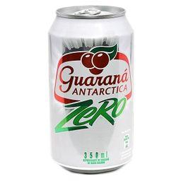 Guarana zero lata 350ml