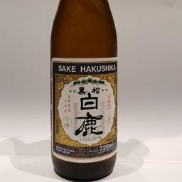 Sakê hakushika 720ml