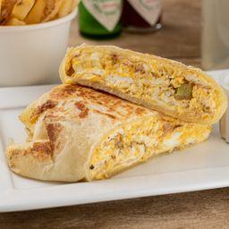 Burritos Omeletes