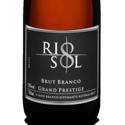Espumante Rio Sol Brut Branco 750ml
