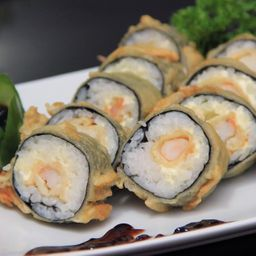 Sushi Hot Butterfly - 12 Cortes
