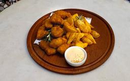 Fish And Chips ao Aioli