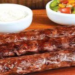 Kafta com bacon