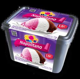 Sorvete Napolitano - 1,5L