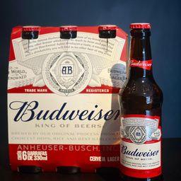 Budweiser Pack Long 330ml