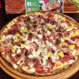 Pizza Brasileira Quente
