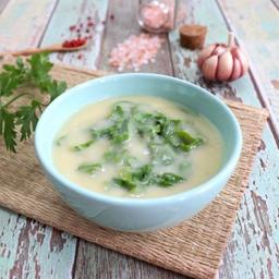 Sopa de Mandioca com Couve - 350g