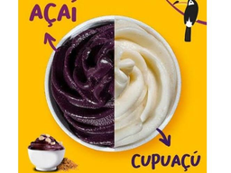 Cupuaçu com Açaí Puro