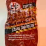 Pacote - Carne com Bacon - 6 Unidades - 600g