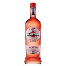 Martini Vermounth Rosato - 1L