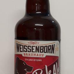 Cerveja Artesanal Weissenborn 500 ml Pale Ale