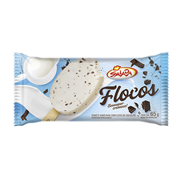Picolé Flocos