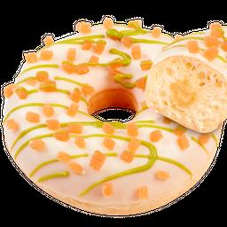 Donuts de Maçã Verde