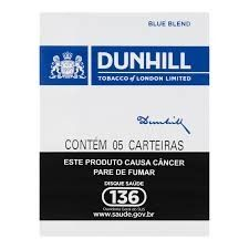Dunhill carlton blue