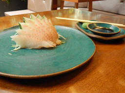 Sashimi de Tilápia - 8 Unidades