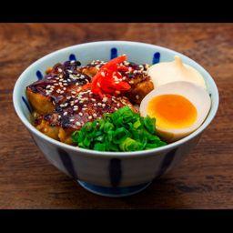 Teriyakidon 鶏照り焼き丼