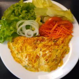 Omelete C/ Queijo