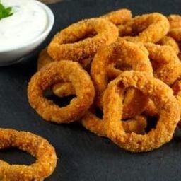 Anéis de Cebola (onion Ring's)