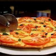 1 Pizza Marguerita e 1 Mouuse de Maracuja