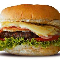 Hambúrguer Bacon