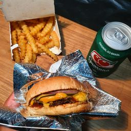 Combomec (Burger da Semana)