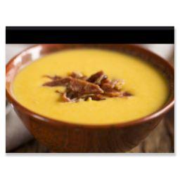 Sopa de Milho Frango