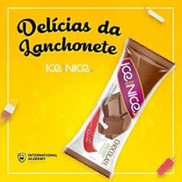Chocolate ao leite 65g picolé gourmet