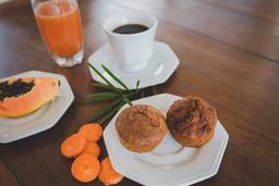 Muffin Integral Cenoura(congelado)