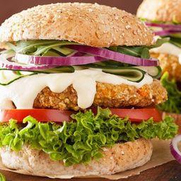 Hambúrguer Vegetariano