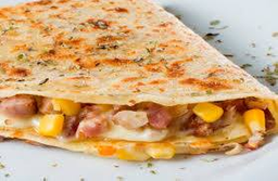 Crepe de Bacon