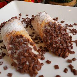 CANNOLI CHOCOLATE