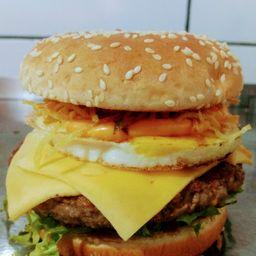 X-Egg Burgue Picanha