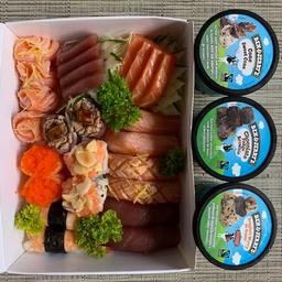 Combo Black Sushi Super Premium