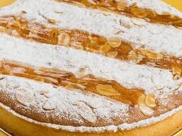 Torta de Amêndoas - 4 Pessoas