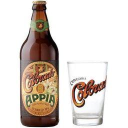 Combo Cerveja Colorado Appia + Copo Colorado
