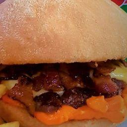 The Burger Bacon Cheddar