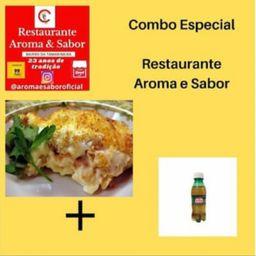 Bacalhau com Natas-m. Funda+01 Guaraná 200 ml