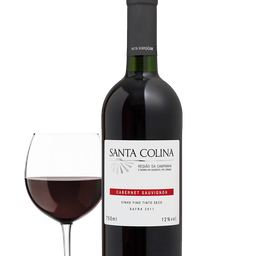 Vinho Santa Colina Cabernet Sauvignon Tinto Seco 750ml
